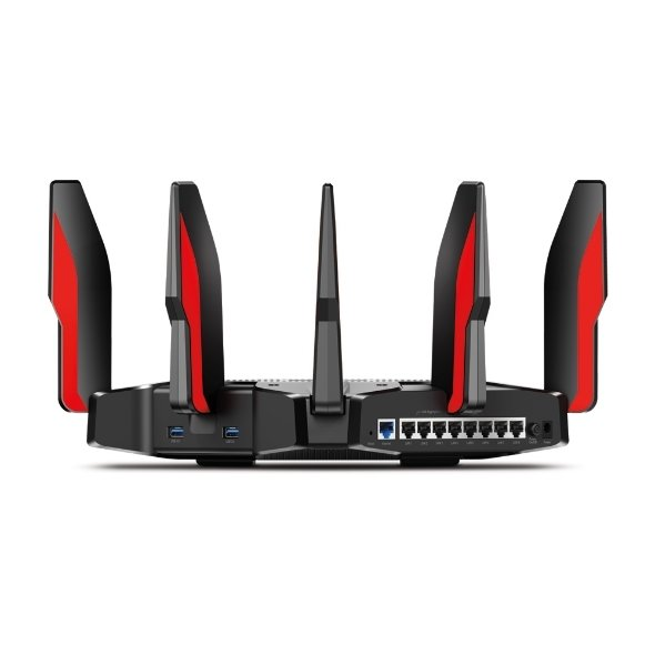 TP-Link AC5400 MU-MIMO Tri-Band Gaming Router  Archer C5400X