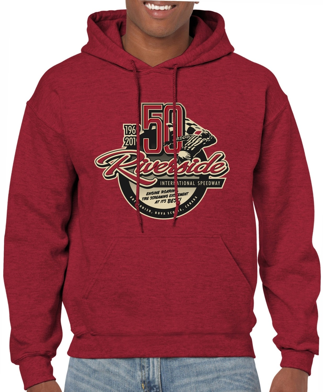 RIS 50 Hoodie - Limited Availability