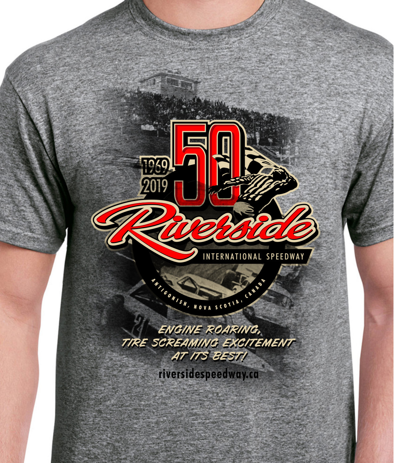 RIS 50 T-Shirt - Limited Availability