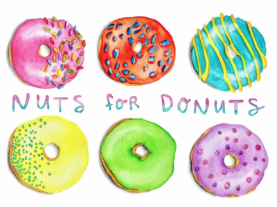 Nuts for Donuts
