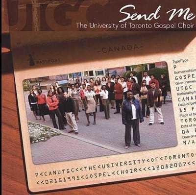 UTGC Send Me - CD Album