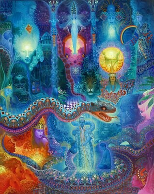 Anderson Debernardi - Magic Serpents