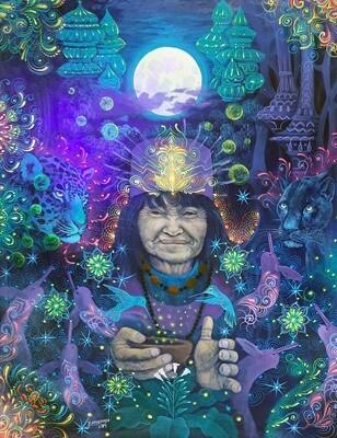 Robert Montes Amaringo - Energía Lunar