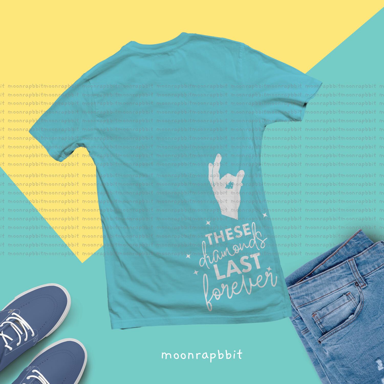 Shirt: Diamond Sky