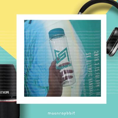 Water Bottle: SUPER M