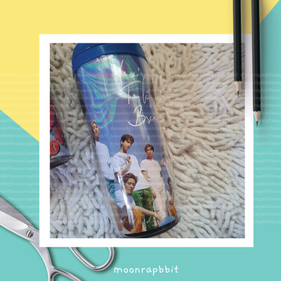 Water Bottle: NCT