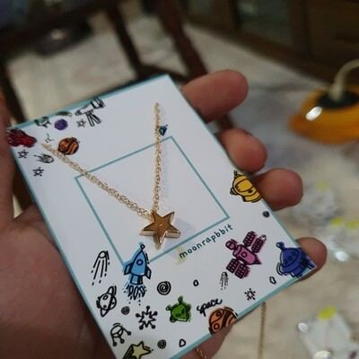 Necklace: Lucky Star
