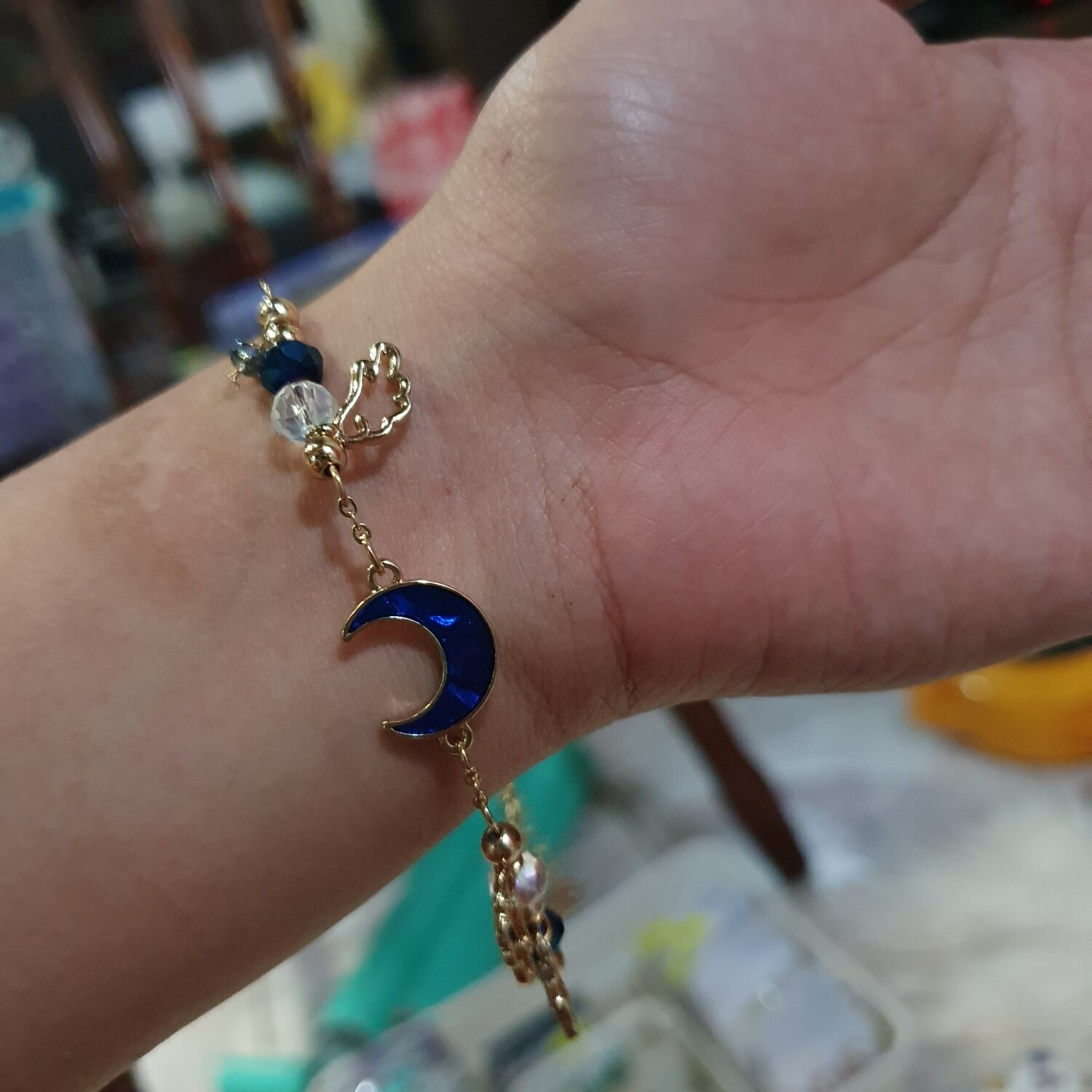 Bracelet: Ill take you to the moon