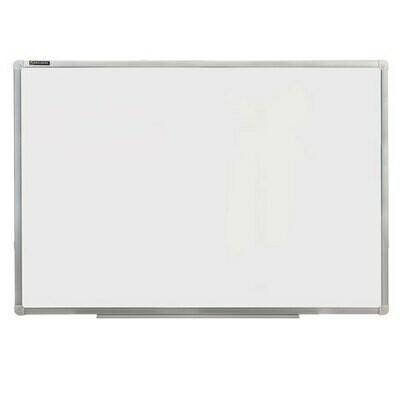 Доска магнитно-маркерная 60*90см BRAUBERG алюм. рамка, лак.покрытие 235521