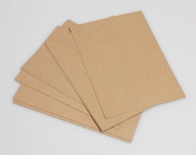 Конверт бумажный 229*324 крафт, горизонт. (А4)