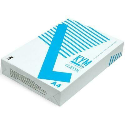 Бумага для орг.техники А4 Kym Lux Classic 80гр\м2