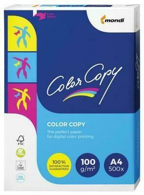 Бумага для принтера, копир.аппарата COLOR COPY А4 100гр/м2 500л NS44011