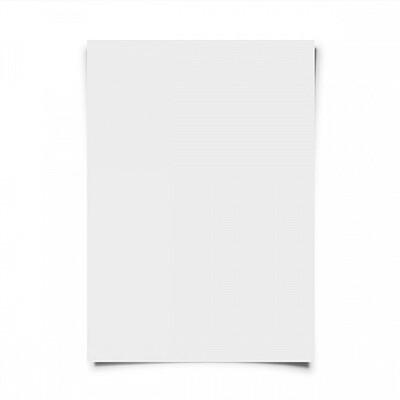 Бумага для черчения А4 Гоззнак 200гр/м2
