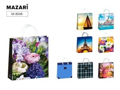 Пакет подарочный 42*32*10 MAZARI