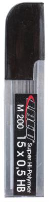 Грифели запасные 0.5мм НВ LACO