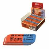 Резинка стирательная KOH-I-NOOR универсальнная: д/карандаша, ручки 6521/80