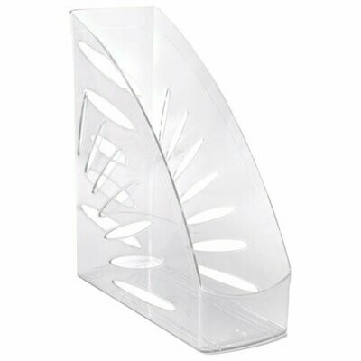 Лоток для бумаг вертик. 110мм пластик СТАММ