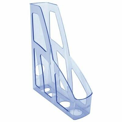 Лоток для бумаг вертик. 75мм пластик СТАММ