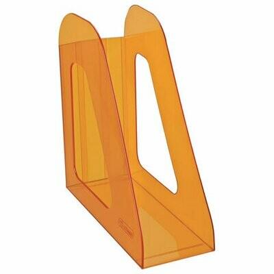 Лоток для бумаг вертик. 90мм пластик СТАММ