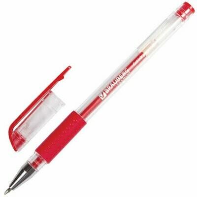 Ручка гелевая 0.5мм BRAUBERG