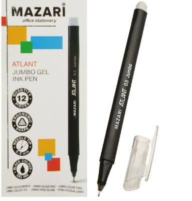 Ручка гелевая 0.5мм MAZARI