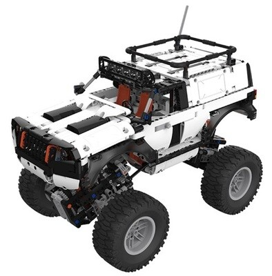 Внедорожник Xiaomi Intelligent Building Blocks Four-wheel Drive (YYSQC01IQI)