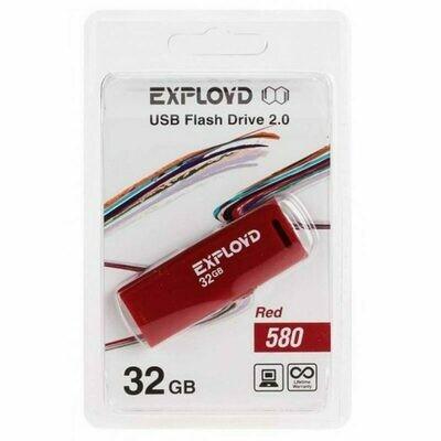 Флеш-накопитель USB 32Gb Exployd 580