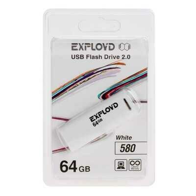 Флеш-накопитель USB 64Gb Exployd 580