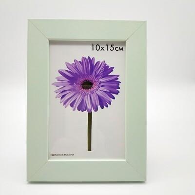 Рамка Inspire «Color», 10х15 см, цвет мята