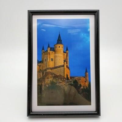 Рамка Inspire «Color», 10х15 см, цвет черный