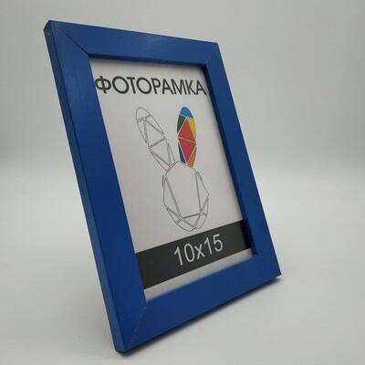 Рамка Inspire «Color», 10х15 см, цвет синий