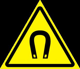 Внимание, магнитное поле