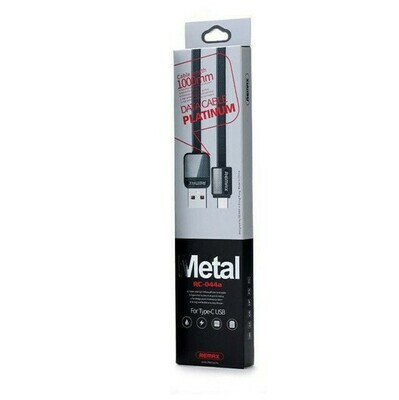 Кабель USB - TYPE-C Remax Platinum Metal RC-044a 1M  (RC-044AB)