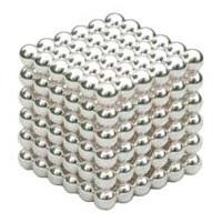 Неокуб 5 мм 6x6x6=216 шт. белый