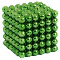 Неокуб 5 мм 6x6x6=216 шт. зеленый