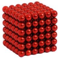 Неокуб 5 мм 6x6x6=216 шт. красный