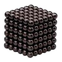 Неокуб 5 мм 6x6x6=216 шт. черный
