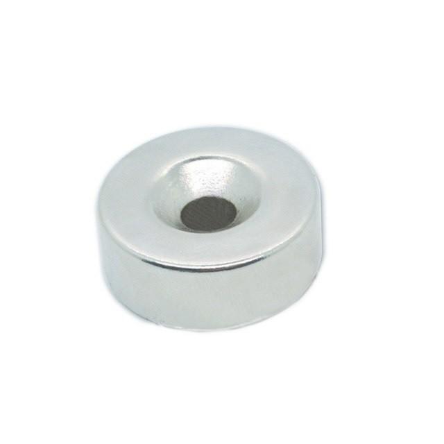 Кольцо 25x10-6 с зенковкой