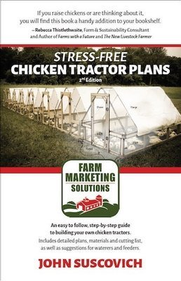 Stress-Free Chicken Tractor Plans, 2nd ed. (ePub)
