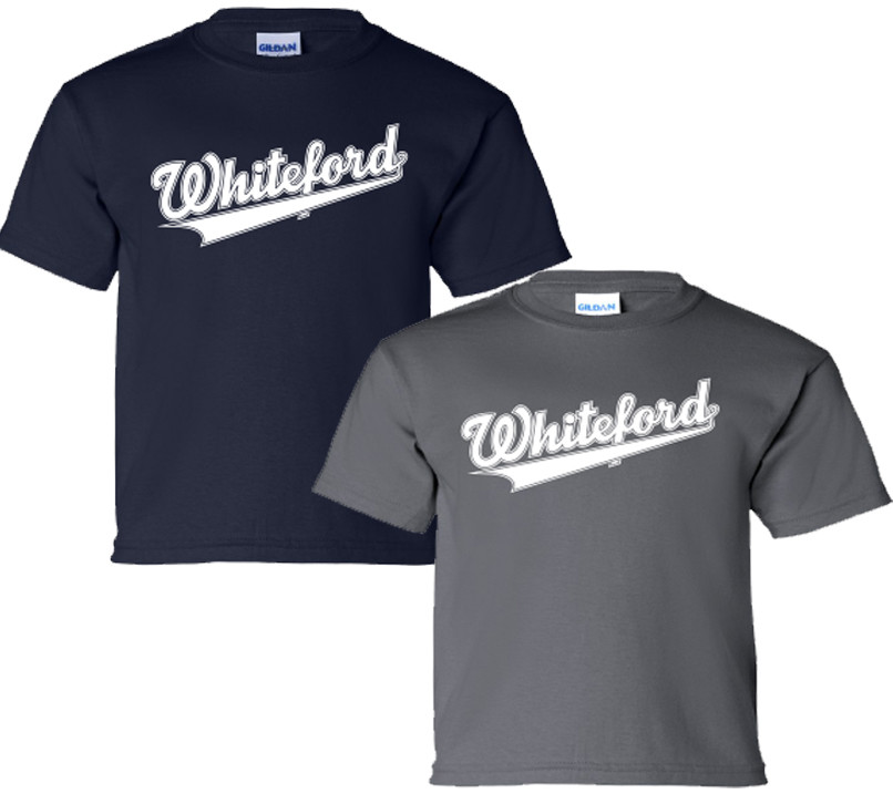 Whiteford Swoosh Youth Tee