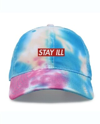 STAY ILL Sup Pastel Dad Hat