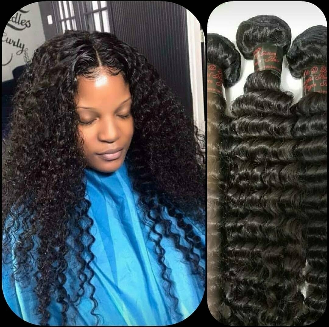 "Malaysian Deep Wave (3 Bundle Deals) 16""18""20"