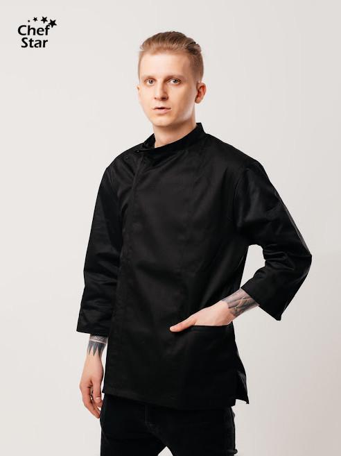 Китель Pesto (Песто), Black, Chef Star