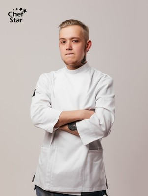 Китель Pesto (Песто), White, Chef Star
