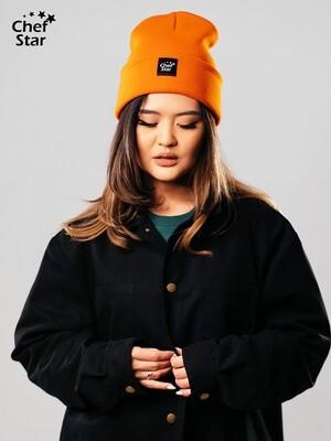 Шапка (Cap), Orange, Chef Star