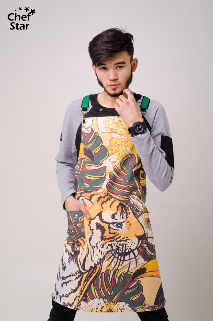 Фартук Sangria (Сангрия), Chef Star