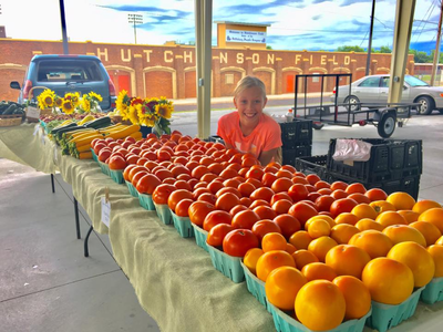 Pittsburg Farmers Market (Wednesday pick up location)