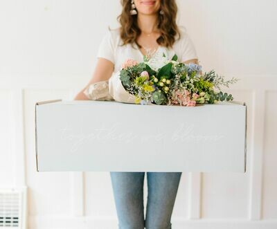 Gift A Monthly Bouquet Subscription