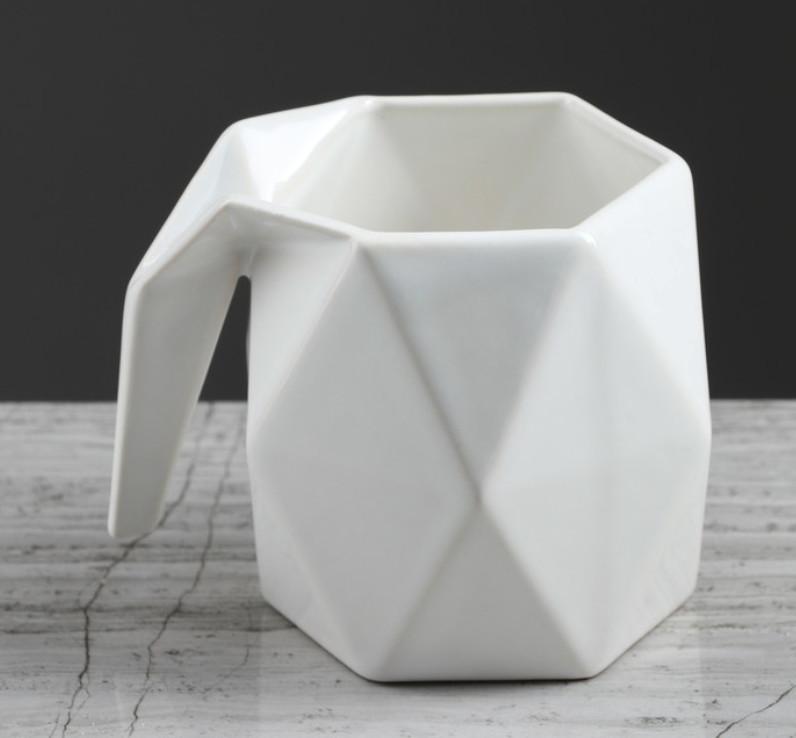 """Кружка """"Оригами"""""""
