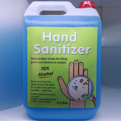 Hand Sanitiser Liquid
